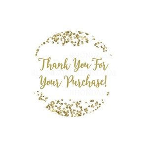 Other - Thank you for your purchase!
